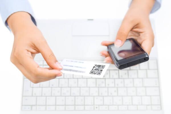 Wizytówki z kodem QR - Netprint