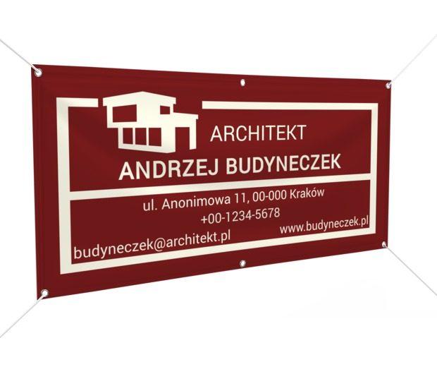 Realizacje zgodne z projektami, Budownictwo, Architektura - Banery Netprint szablony online