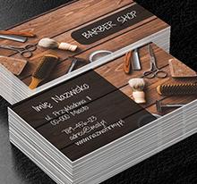 Salon Fryzjerski Zdrowie I Uroda Projekty Wizytówek Netprintpl