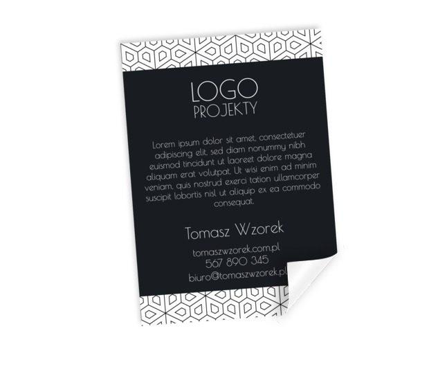 Czytelny wygląd plakatu przyciąga klientów, Motywy, Tła i tekstury - Plakaty Netprint szablony online